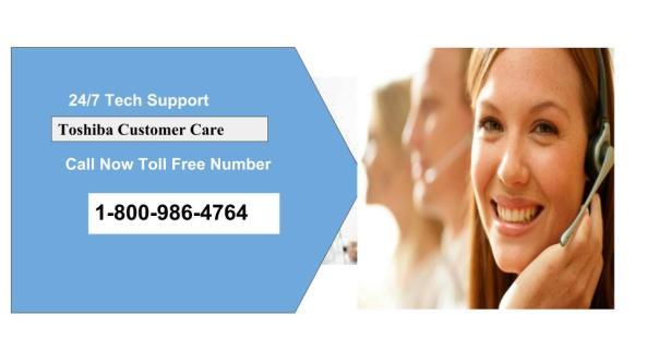 toshiba customer care